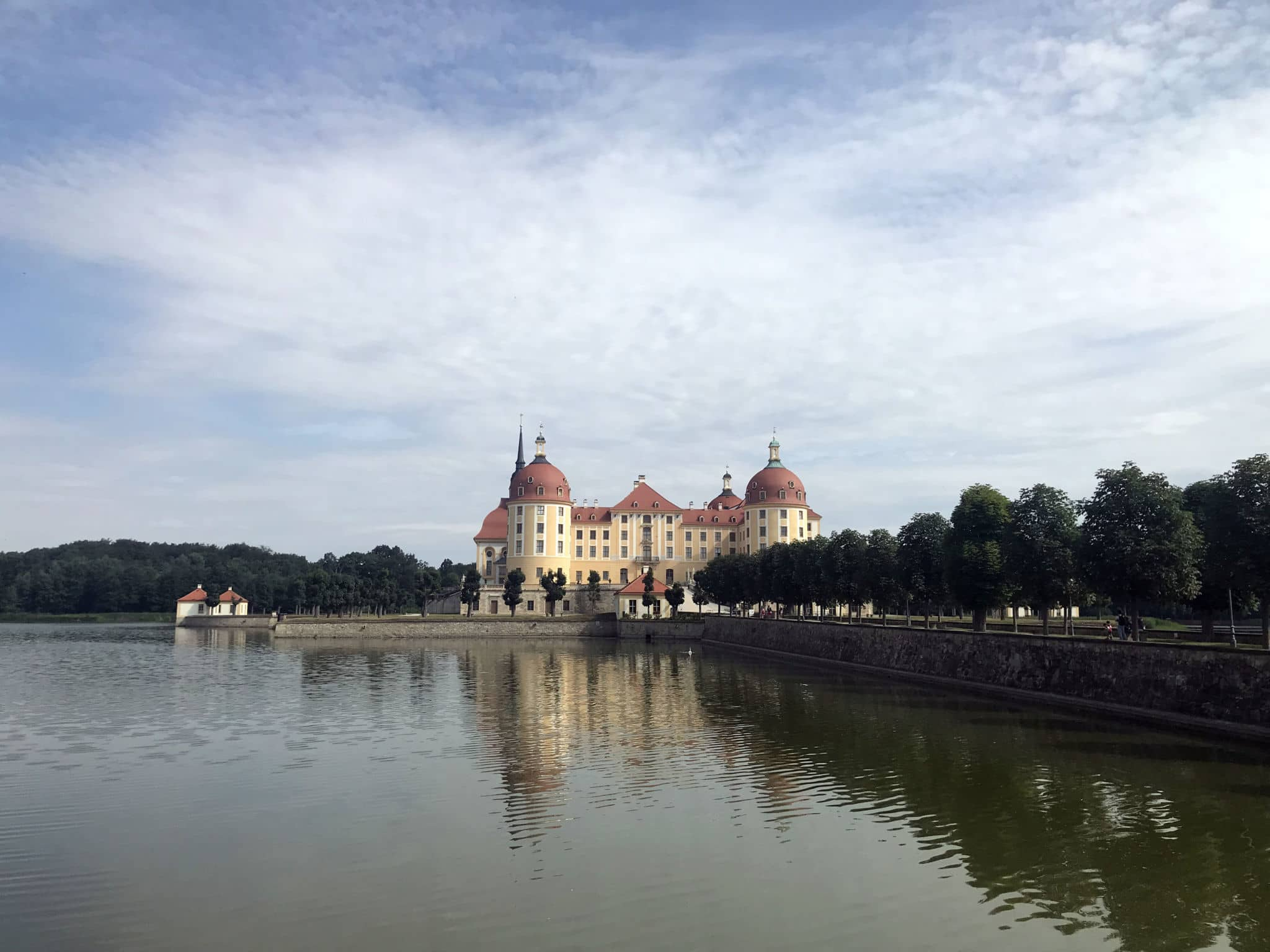 Viking Cruises took us on a Royal Visit to Moritzburg Castle and Saxony!