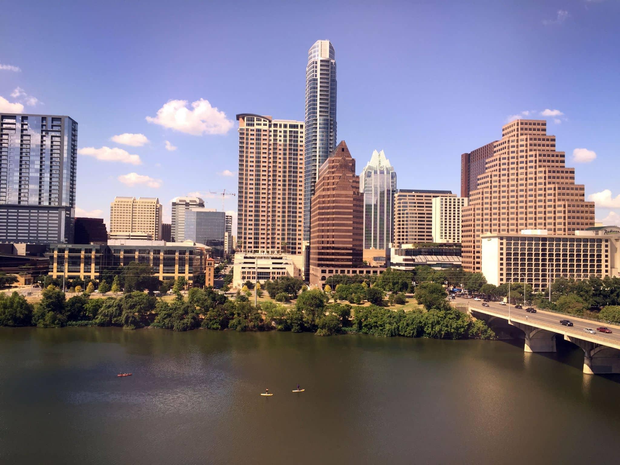 Austin, Texas, Hyatt