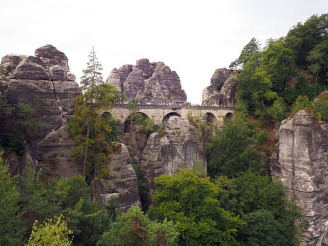 bastei, trip to the bastei, saxon switzerland, national park