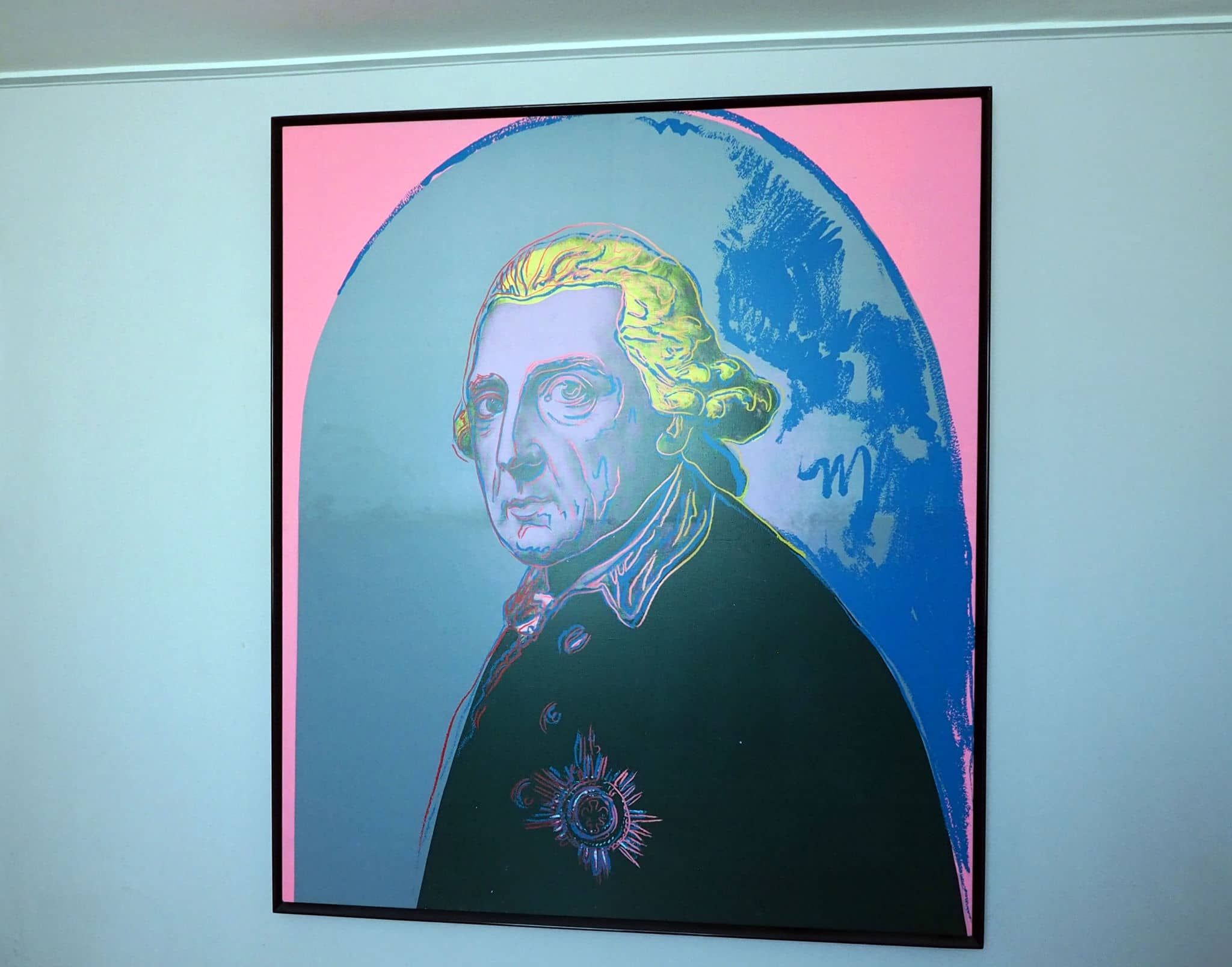 frederick the great, potsdam