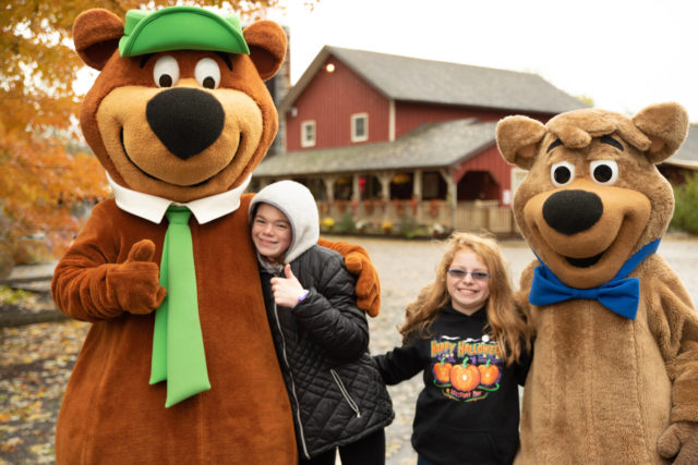 jellystone parks, halloween, magic pumpkin patch, costume contest, trick-or-treating